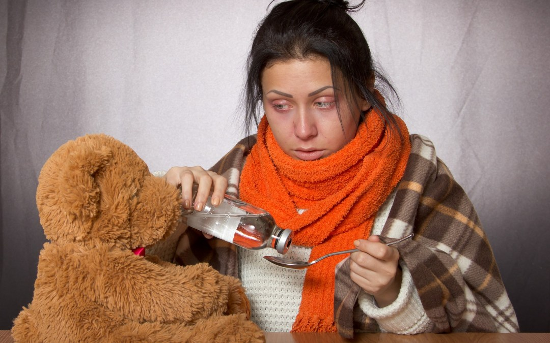 Is it the Flu, Stomach Flu, or Common Cold? Know the Difference and be Prepared!