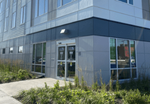 A photo of HealthLinc Harbor Square, the newest health care center in East Chicago.