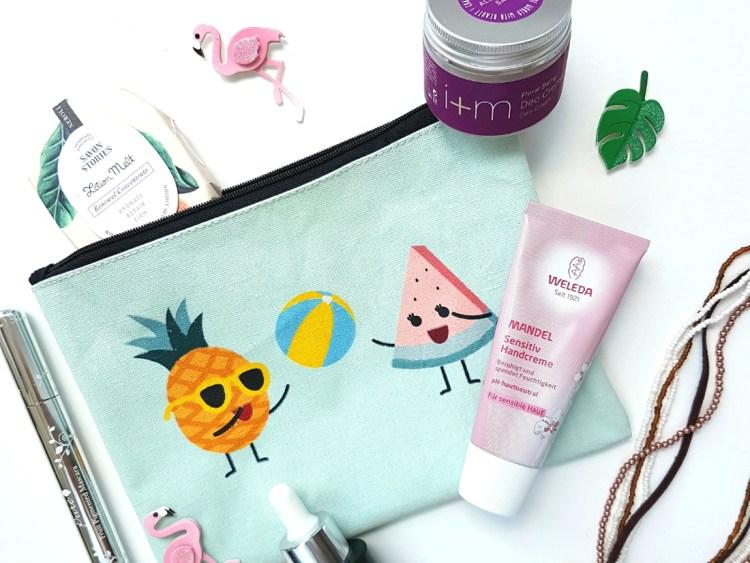 5 Beautyartikel Naturkosmetik Handgepaeck Healthlove vegan