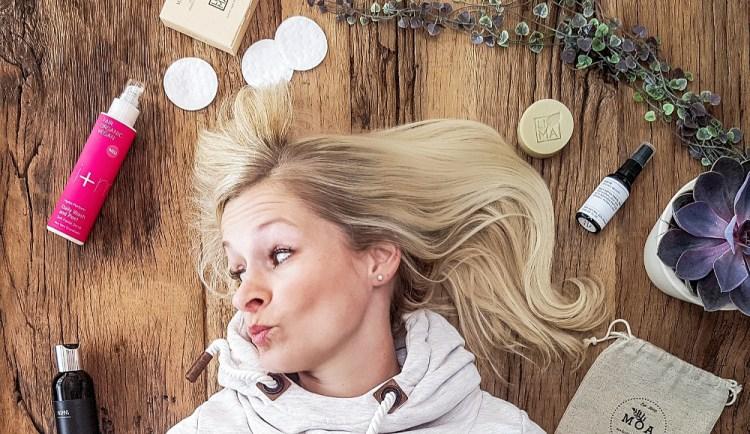 Gesichtsreinigung Healthlove Tipps Naturkosmetik Naturkosmetikblogger