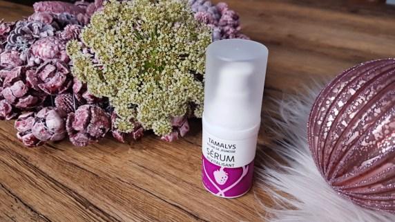Tamalys Serum Gesichtspflege Healthlove Naturkosmetik Test