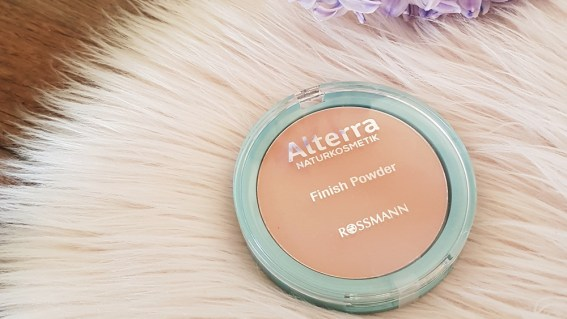 Alterra Rossmann Finishing Powder Healthlove
