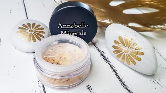 Annabelle Minerals Mineralpuder Matt Fairybox Test Healthlove
