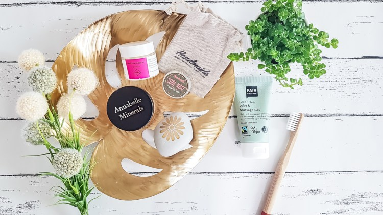 Fairybox Februar 2019 Naturkosmetik Box Healthlove
