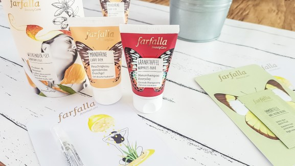 farfalla Vivaness 2019 Marken Trends Naturkosmetik vegan
