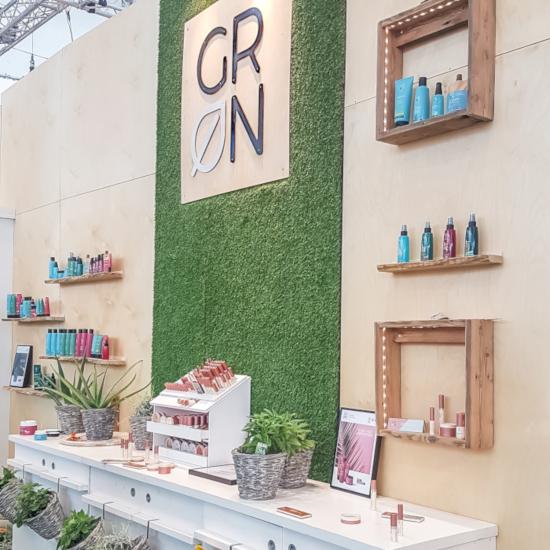 GRN gron Naturkosmetik Healthlove neu Vivaness 2019