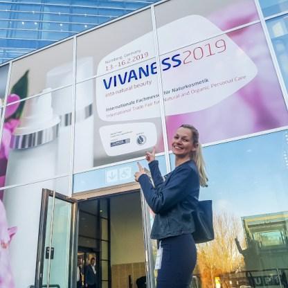 Healthlove Vivaness 2019 Nürnberg Messe Naturkosmetik Healthlove