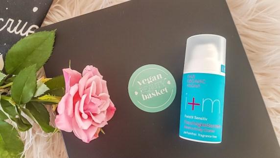 i + m Freistil Sensitiv Feuchtigkeitscreme Healthlove Naturkosmetik