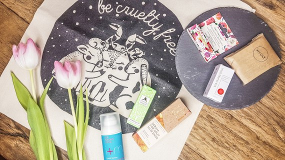 Vegan Beauty Basket Januar 2019 Test Naturkosmetik Healthlove