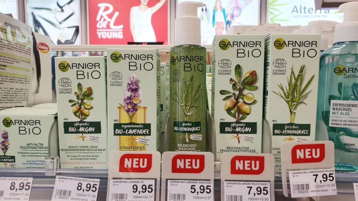 Naturkosmetik von Garnier Bio – Top oder Flop?