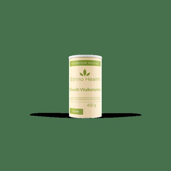 Eiweiß Vitalkomplex Ethno Health vegan gesund Healthlove
