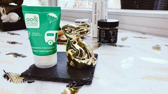 GO&HOME Cleansing Emulsion Creamy Lemongrass Naturkosmetik