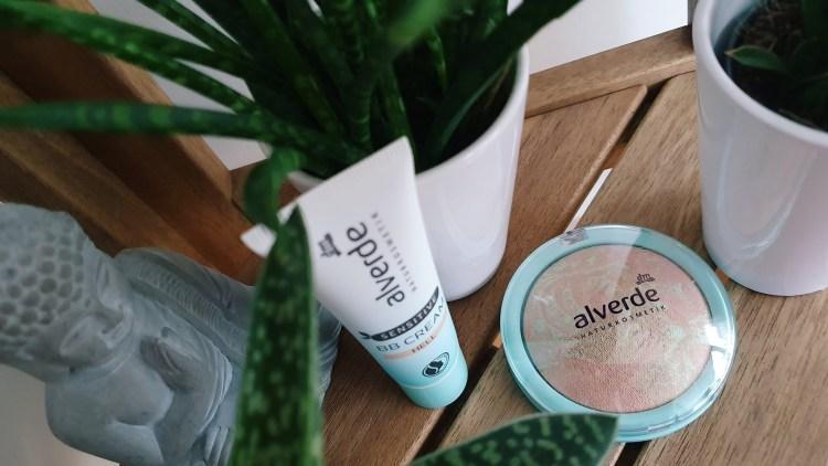 alverde Naturkosmetik Test BB Cream Korrektur-Puder