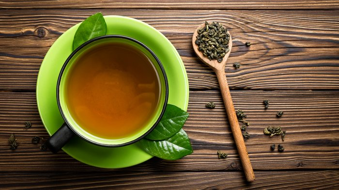 foods for weight loss-green tea