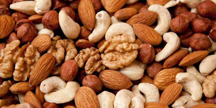 foods for weight loss-nuts