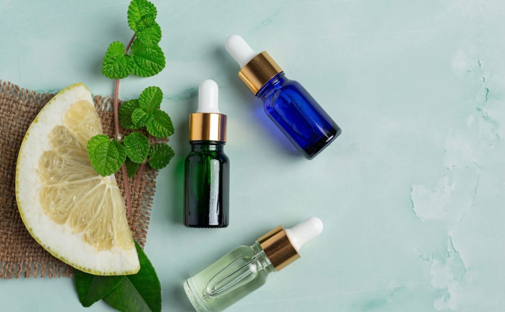 natural skincare routine products