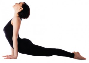 yoga cobra pose for weight loss