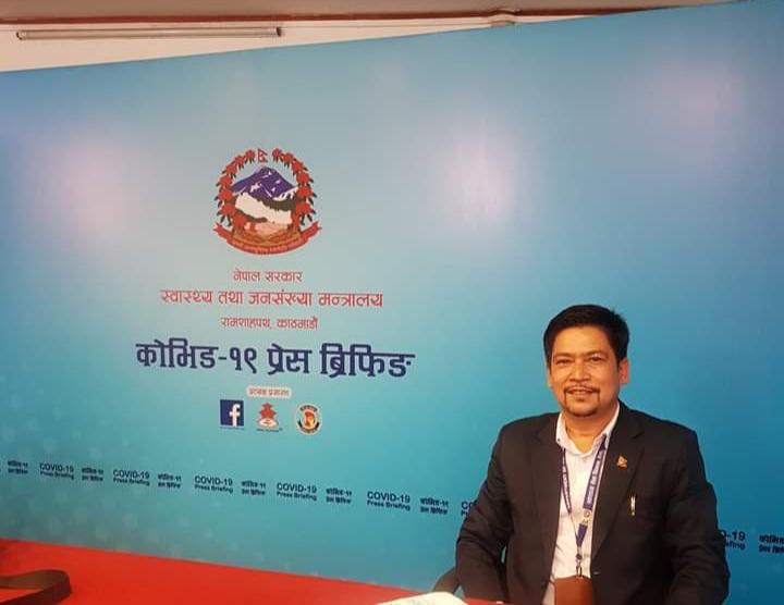 ✍️ Dr.Prakash Budhathoky