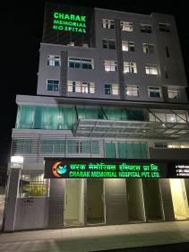 Charak Memorial Hospital Pokhara