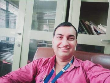 Dr Bikash Jaisi, Hepatologist
