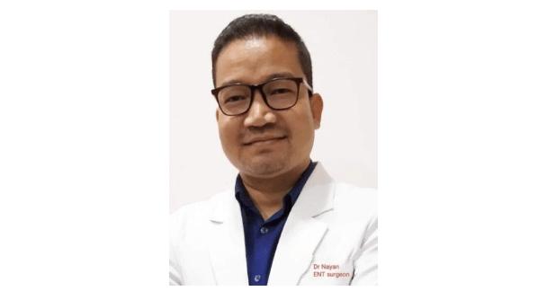 Dr Nayan Mahato
