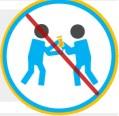 Avoid sharing household items