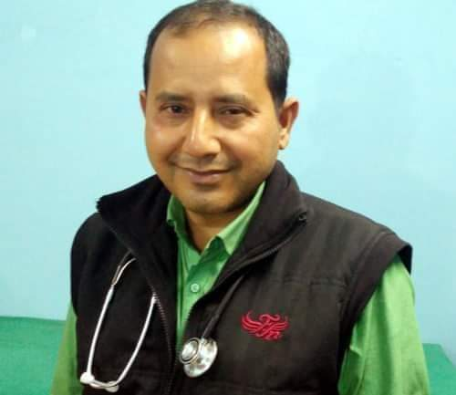 Dr.Niraj Bam