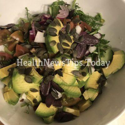 Healthy Salads - Mediterranean Style