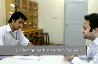 Watch This Funny Anatomy Viva Video by Students of Peshawar Medical College