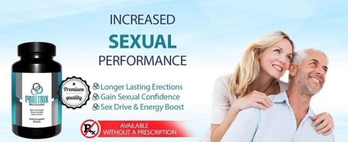 Praltrix Male Enhancement