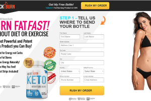 QuickBurn Keto Diet Pills