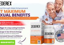 Zederex Male Enhancement