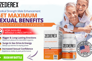 Zederex Male Enhancement