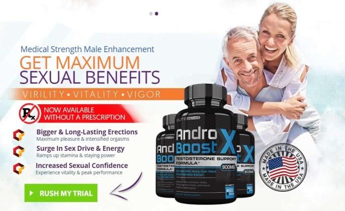 Andro Pro Plus