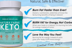 Natura Farms Keto Diet Benefits