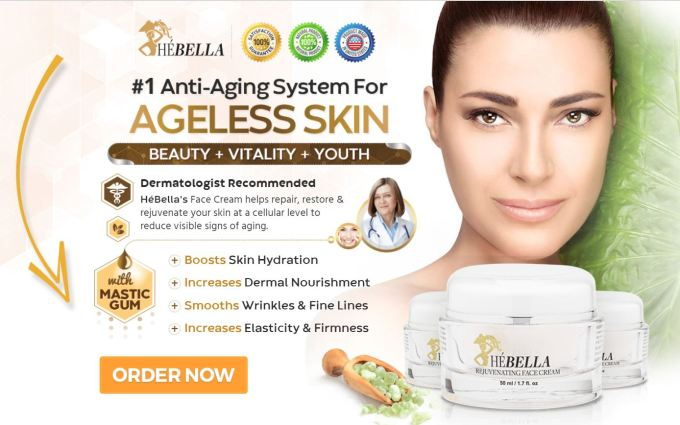 HéBella Rejuvenating Face Cream