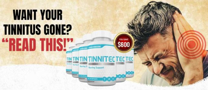 Tinnitec Advanced Hearing Support Formula