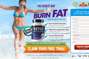 Keto Rapid Max Pure US
