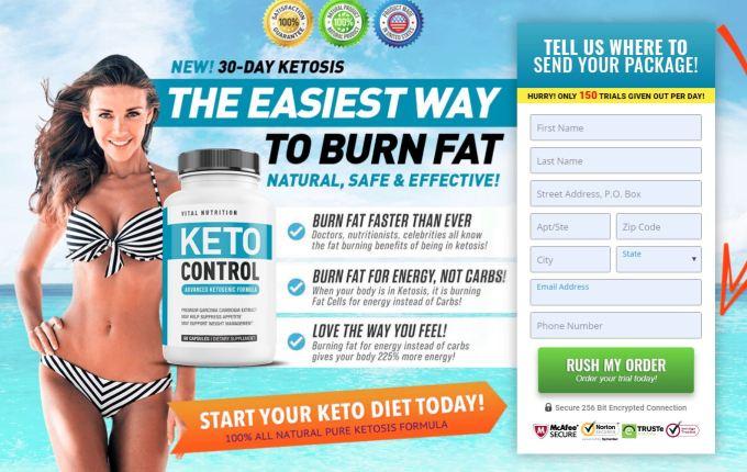 Vital Nutrition Keto Diet