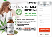 Hemp Max Lab CBD Oil