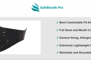 SafeBreath Pro Work