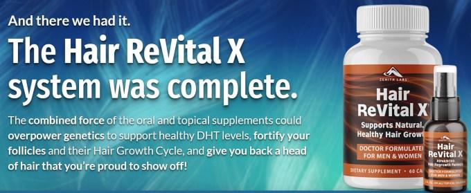 Hair Revital X Need