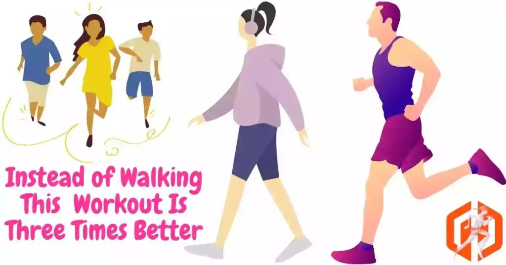 walking is old workout