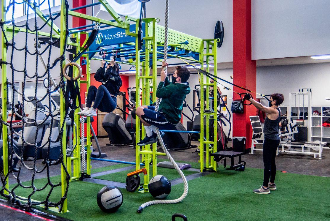 Healthplex Fitness Clifton Park NY Group Training
