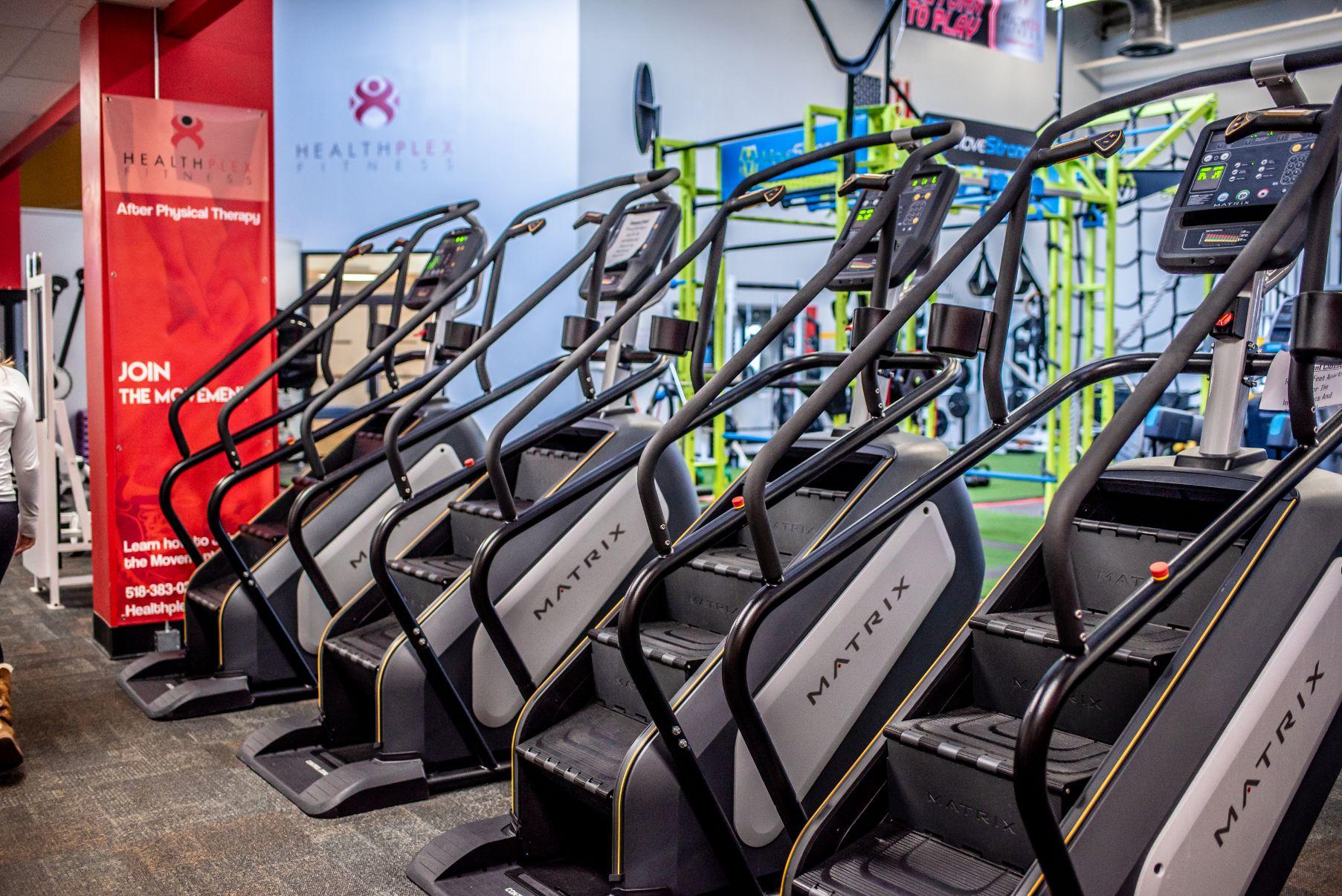 Healthplex Fitness Clifton Park NY Stair Master