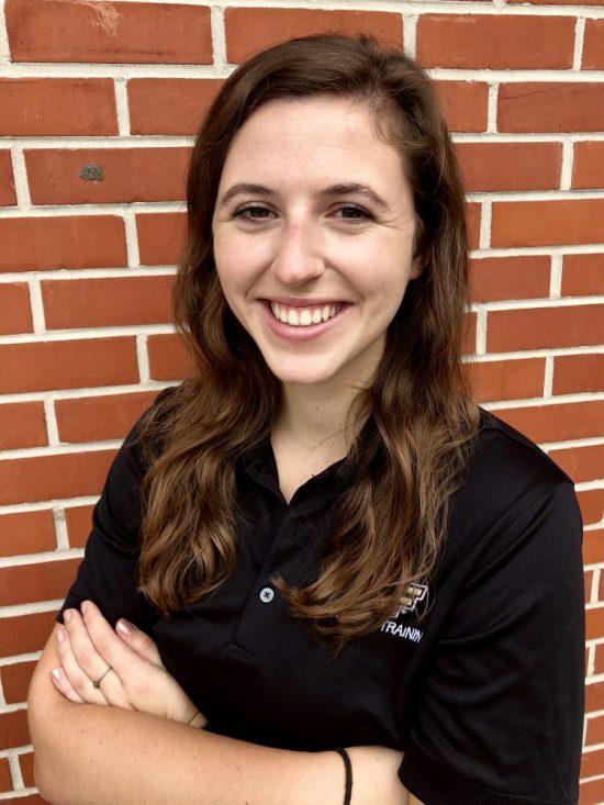 Mollie Przybocki, Second Year Athletic Training Student