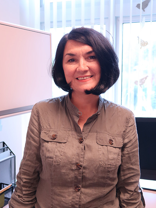 Fulbright Scholar from Bulgaria Visits School of Social Work