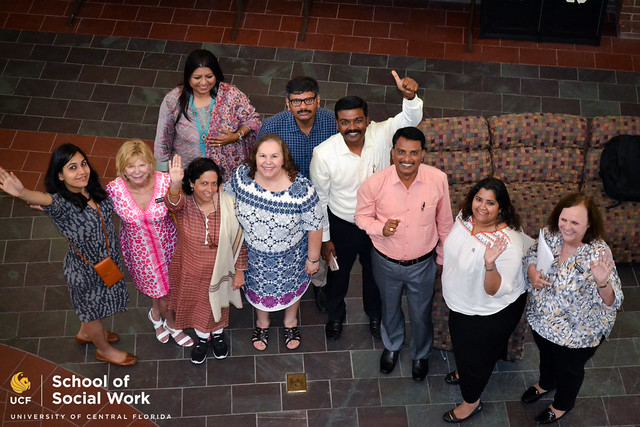 The UCF School of Social Work's Impact on International Treaties