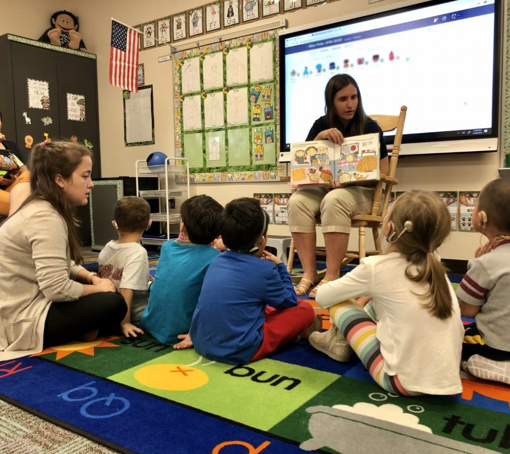 New Partnership Between UCF Listening Center and Orange County Public Schools Enhances Listening and Spoken Language for Children Who Are Deaf and Hard of Hearing