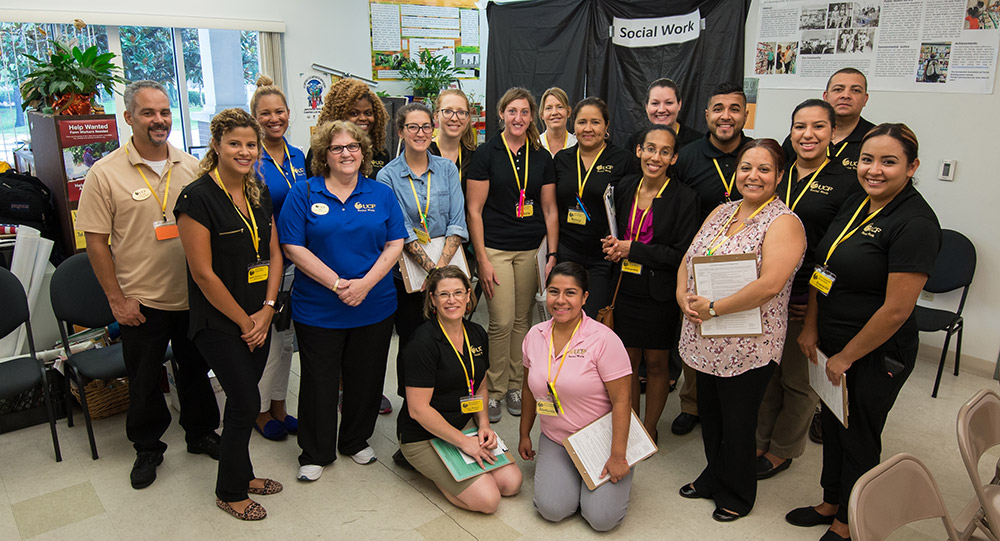 Apopka Outreach Clinic: UCF Social Work Students and the Importance of Interdisciplinary Care